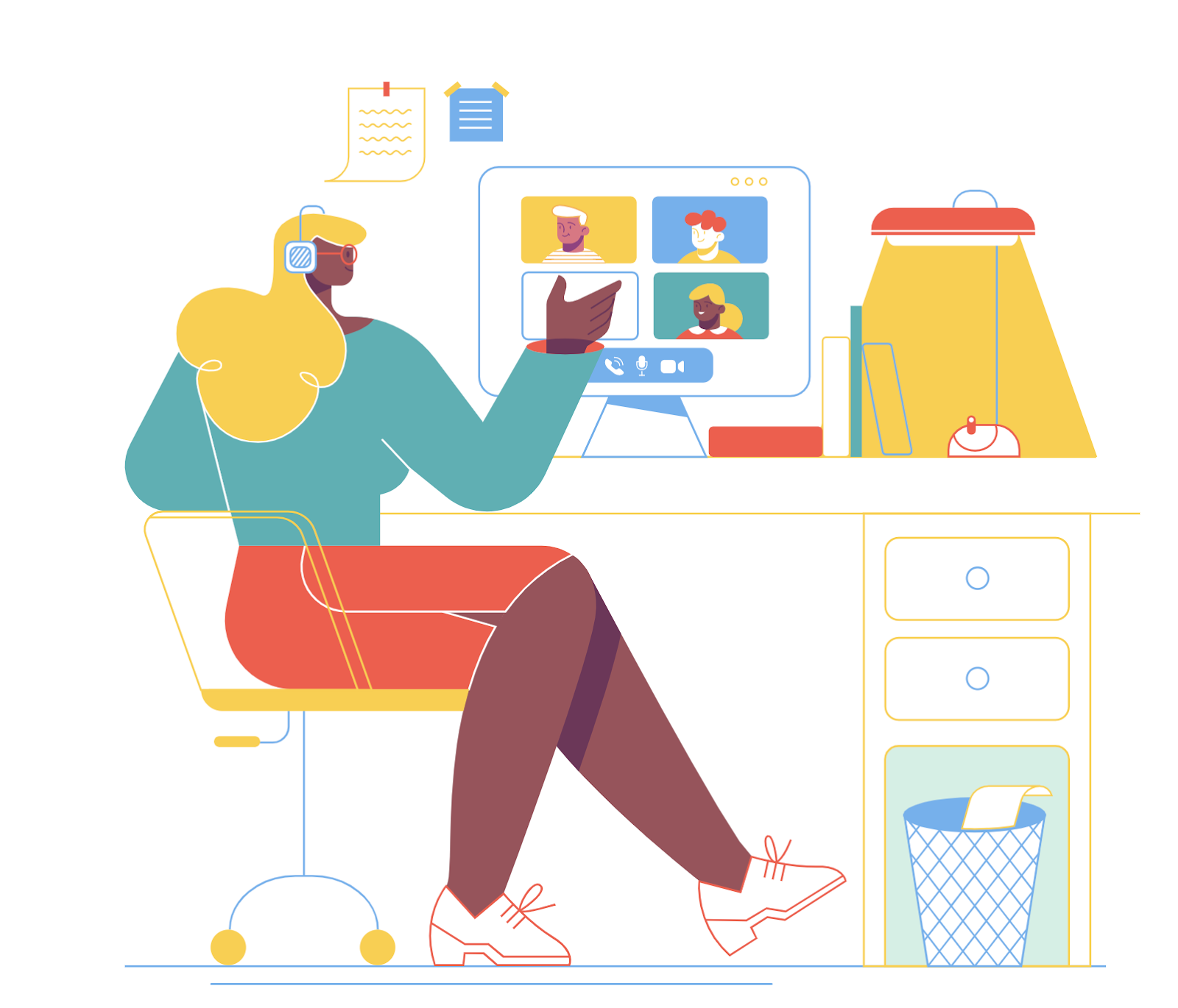 With 2020, lifestyles have taken a digital shift. Everything is remote and online, which means communication and buyer decisions are more frequent and more digitalized.