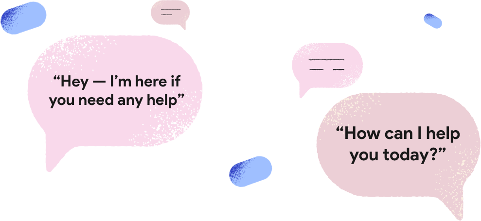 does your chatbot support free form text
