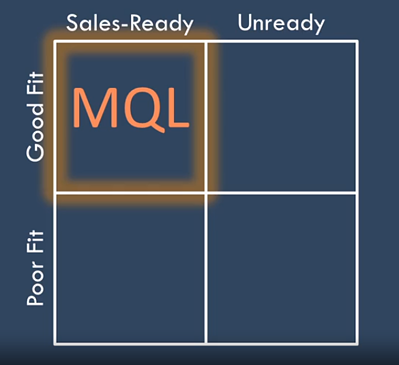 lead qualification matrix
